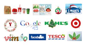 Christmas Themed Banners